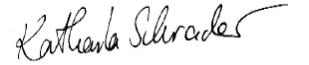 Signum Schrader